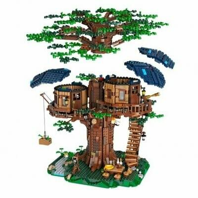 Конструктор дом на дереве