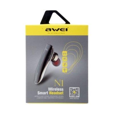 Гарнитура беспроводная AWEI N1 Bluetooth