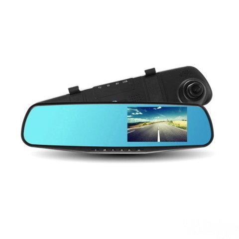 Зеркало-видеорегистратор Vehicle Blackbox DVR 00173