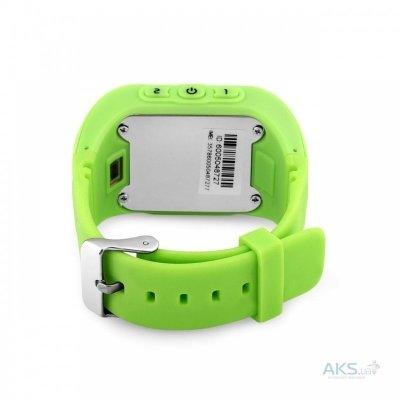 Детские часы с GPS Q50