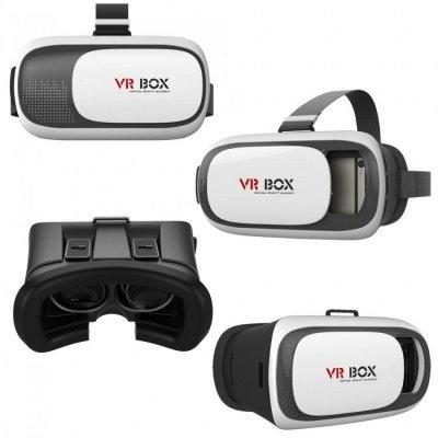 Очки виртуальной реальности 3D Vr Box 2