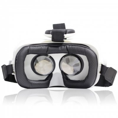 Очки виртуальной реальности с наушниками
