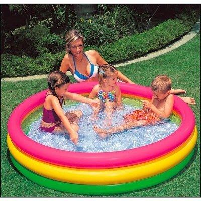Детский бассейн Радуга