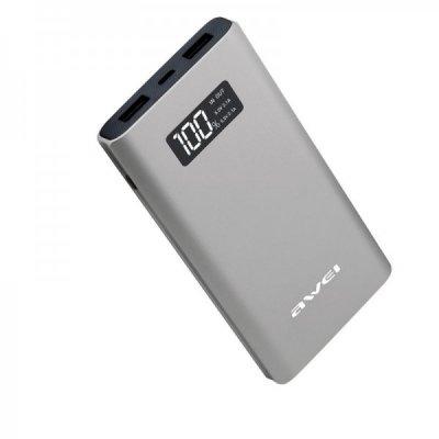Внешний аккумулятор Awei 10000 mah 00229
