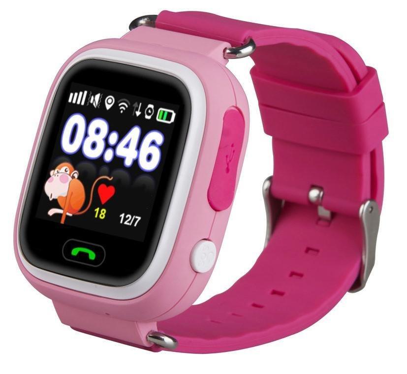 Детские Часы Smart Baby Watch Q80 00265