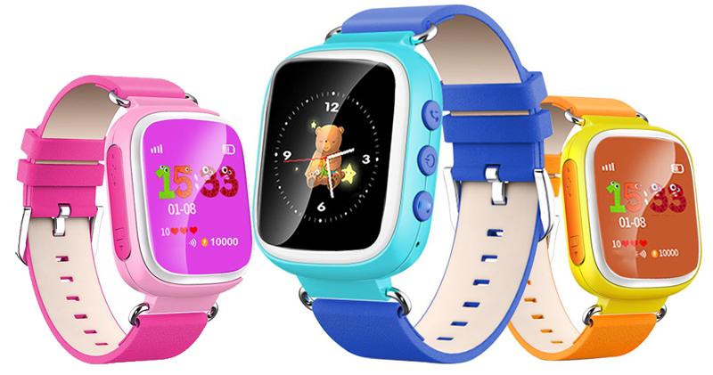 Детские Часы Smart Baby Watch Q60S 00267