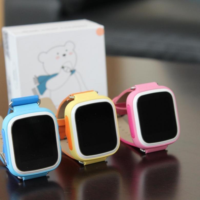 Детские Часы Smart Baby Watch Q60S