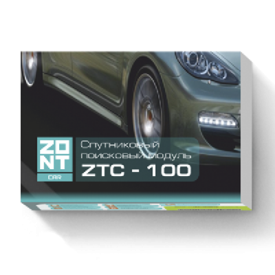 Gps трекер (маяк) ZTC100 00484