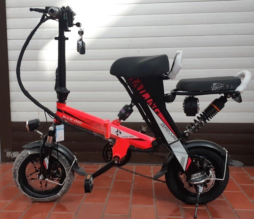 Электровелосипед Bailing 00570