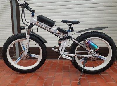 Электровелосипед P-D3