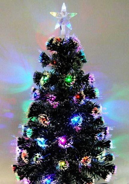 елка светится 00811