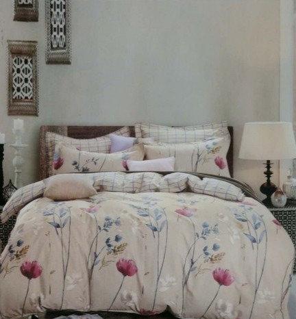 Комплект постельного белья 1,5-спальный 00827