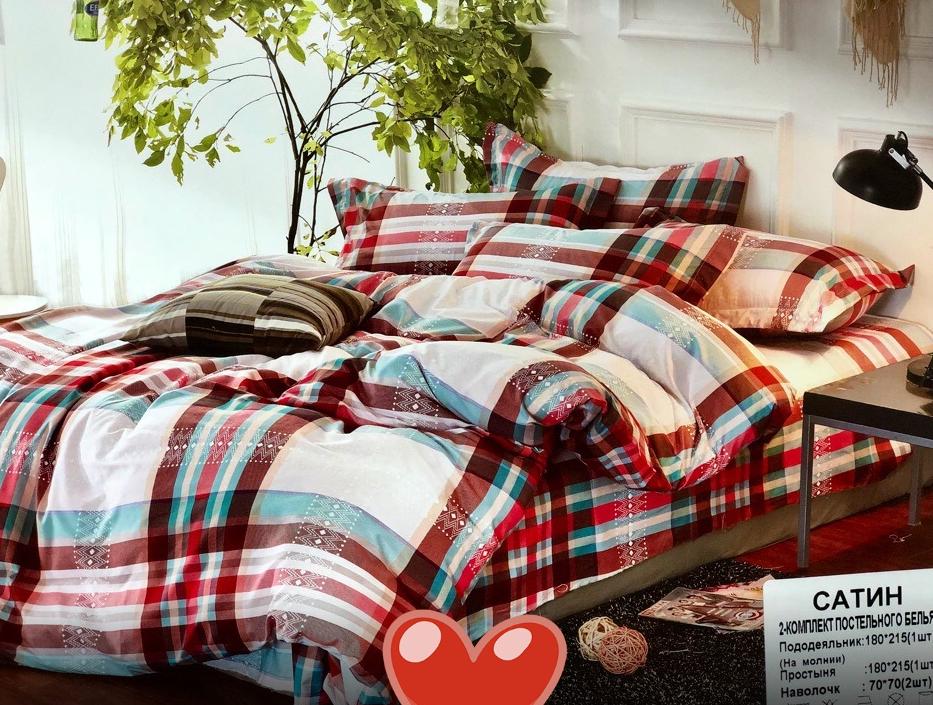 Комплект постельного белья 1,5-спальный 00843