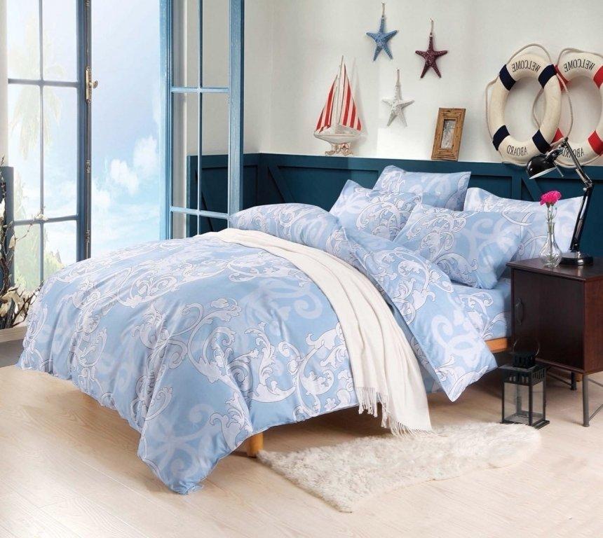 Комплект постельного белья 2-х спальный 00848