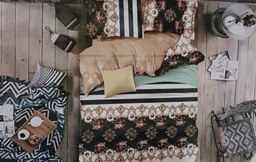 Комплект постельного белья 2-х спальный 00851