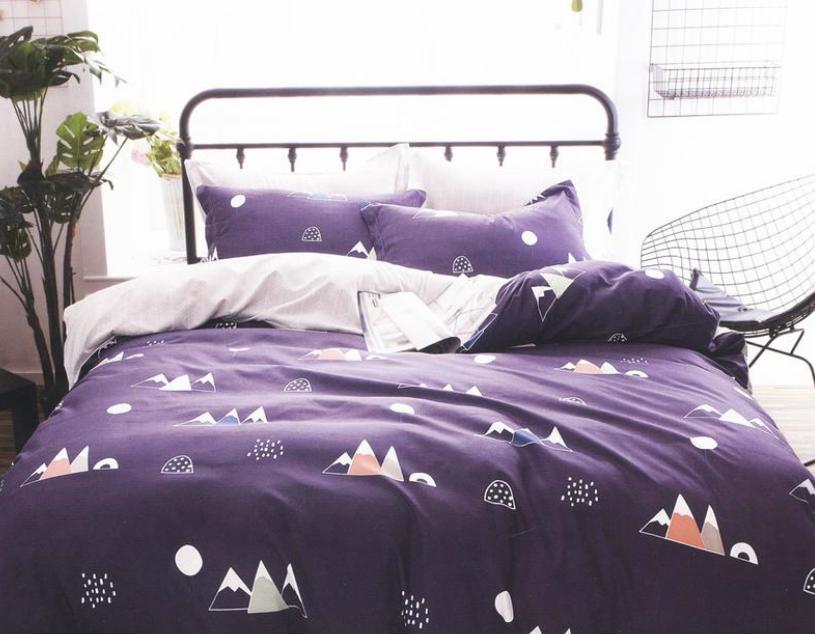 Комплект постельного белья 2-х спальный 00866