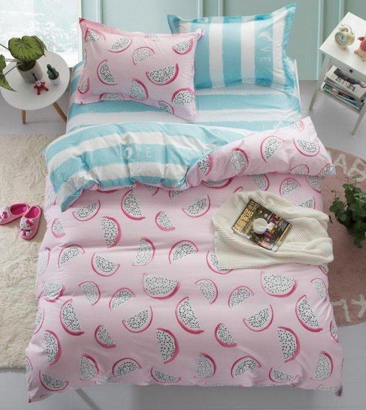Комплект постельного белья Евро 00867