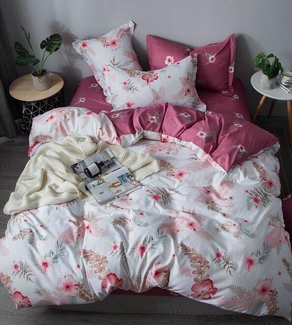 Комплект постельного белья Евро 00872