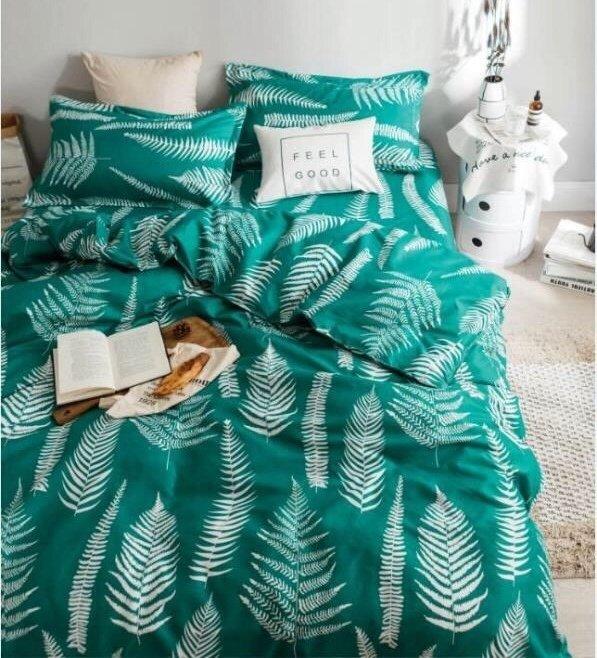 Комплект постельного белья Евро 00873