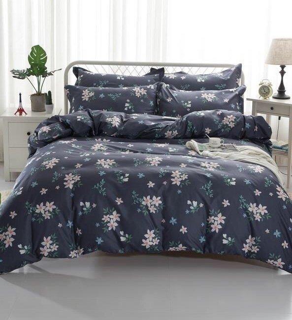 Комплект постельного белья Евро 00875