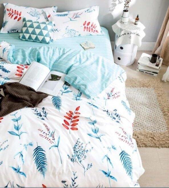 Комплект постельного белья Евро 00879