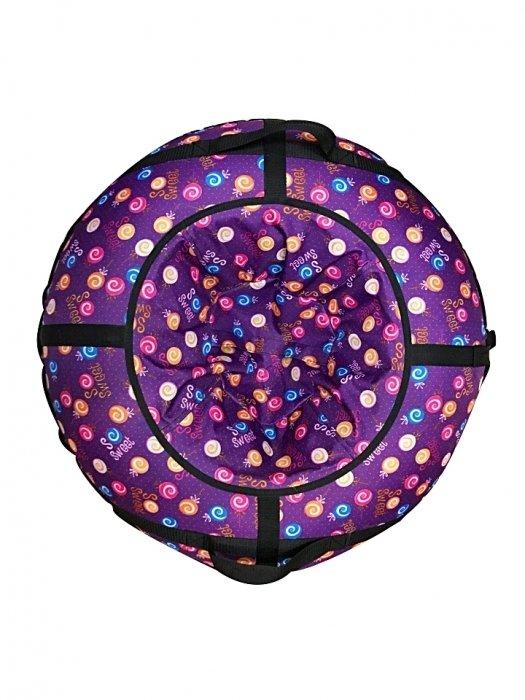 Конфетки фиолетовый