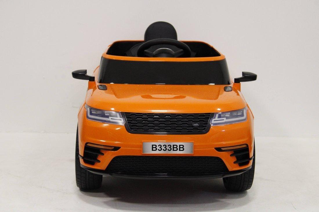 Детский электромобиль Range B333BB с дистанционным управлением