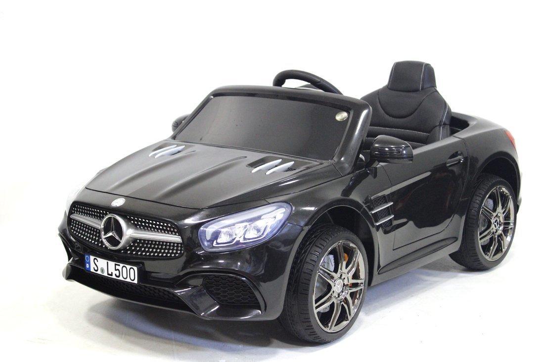 Детский электромобиль MERCEDES-BENZ SL500 (ЛИЦЕНЗИОННАЯ МОДЕЛЬ) с дистанционным управлением 00920