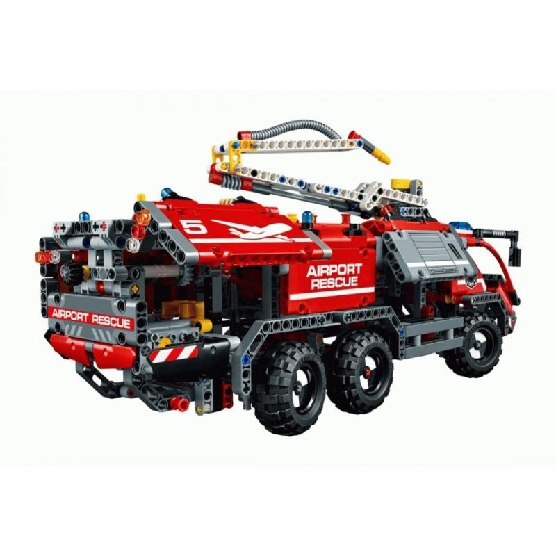 Конструктор пожарная машина