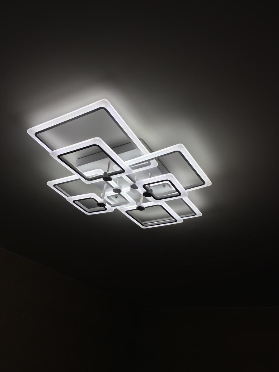 Современная люстра LED 00807