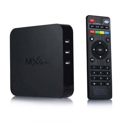 Смарт приставка OTT TV Box MXQ 4K