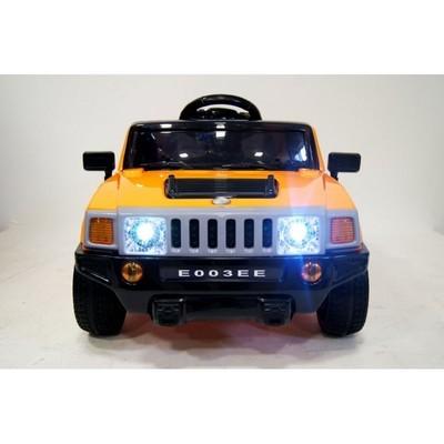 Электромобиль для детей RiverToys Hummer E003EE