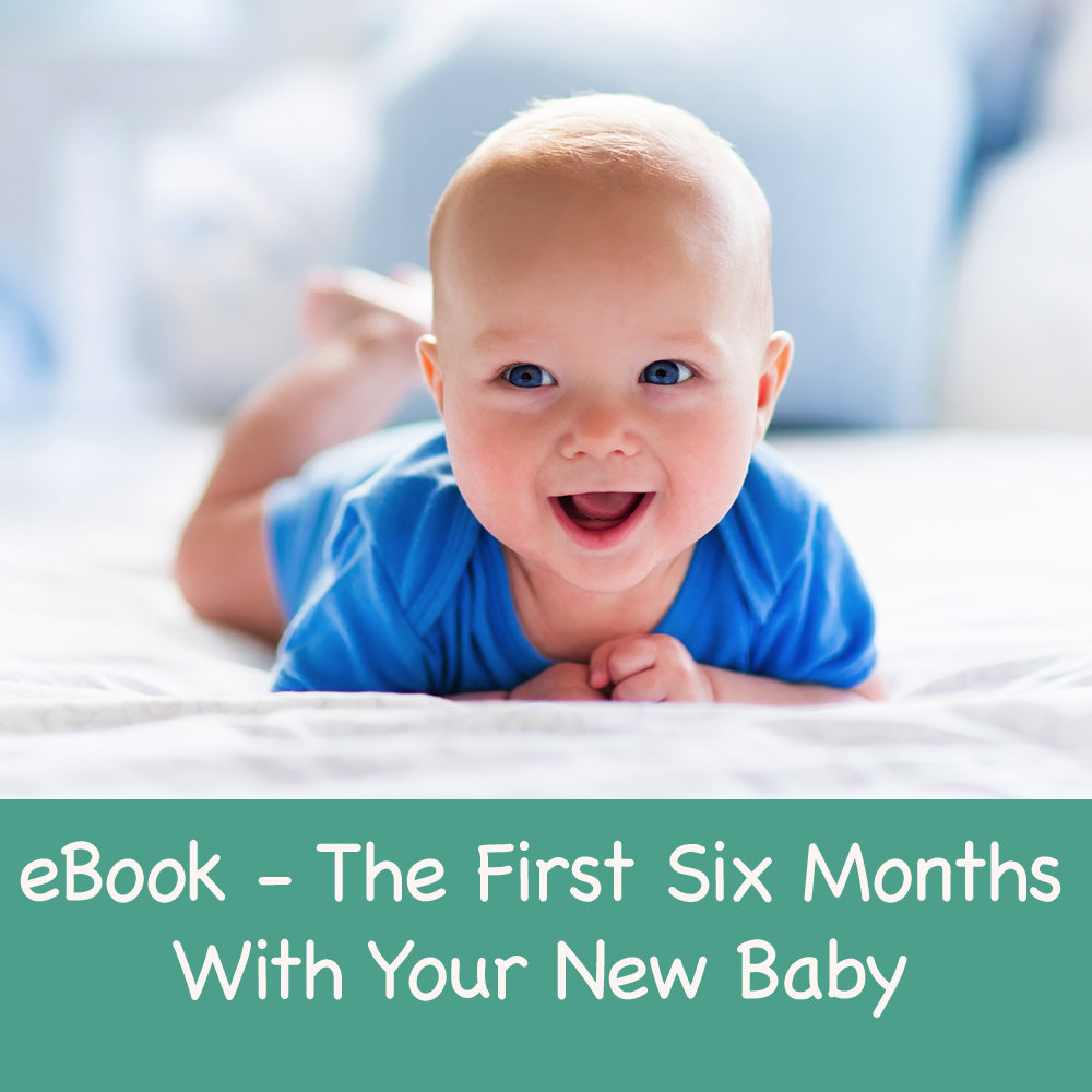 eBook - The First Six months with your new baby 00002