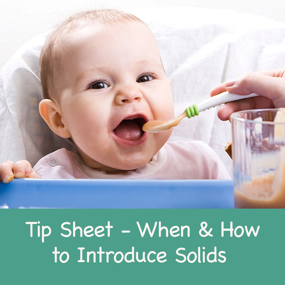 When and How to Introduce Solids? 00015