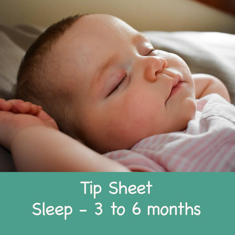 Sleep Guidance 3 - 6 months 00018