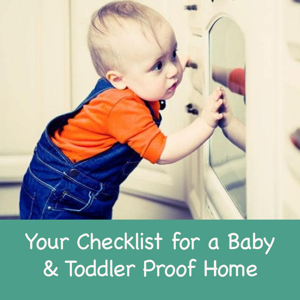 30 Tips for a Baby and Toddler Proof Home 00011