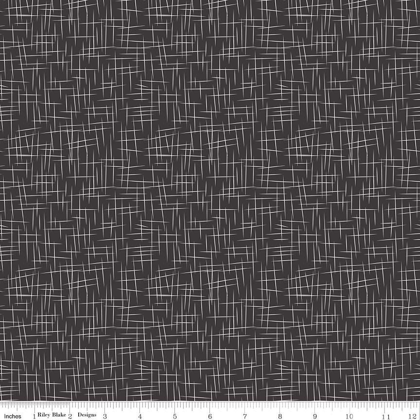Hashtag Large Black C115-BLACK