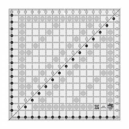 Creative Grids Quilt Ruler CGR16