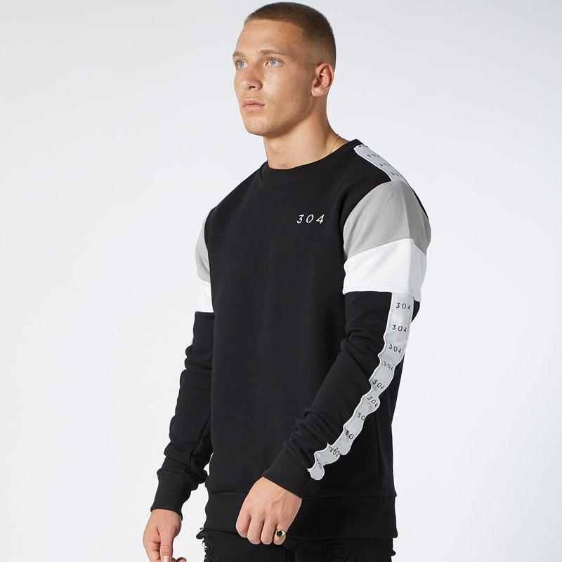 304 Brooklyn Sweater Black C8JBJTCB5Y1C4