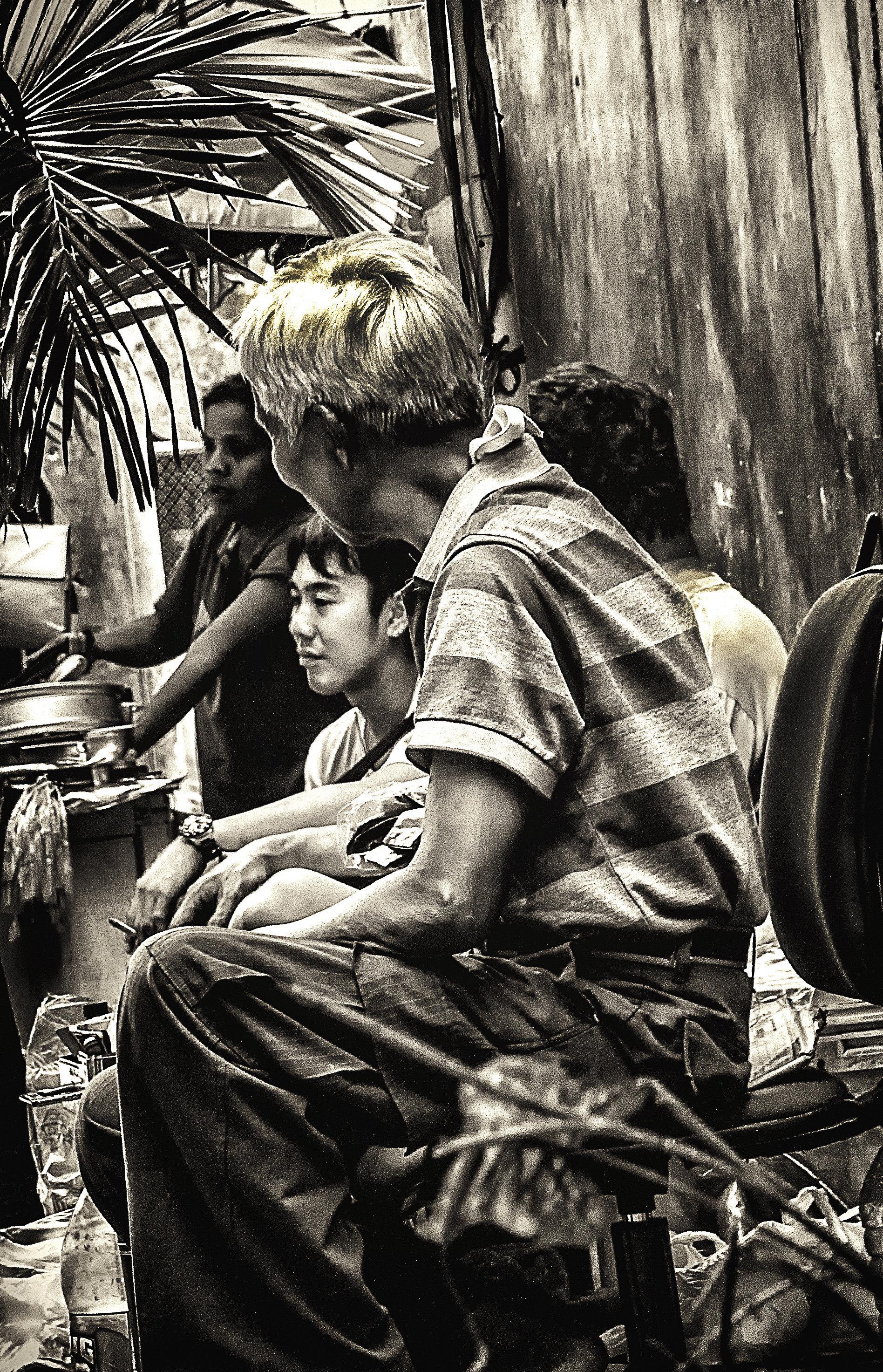 Manila - Street People 003-125
