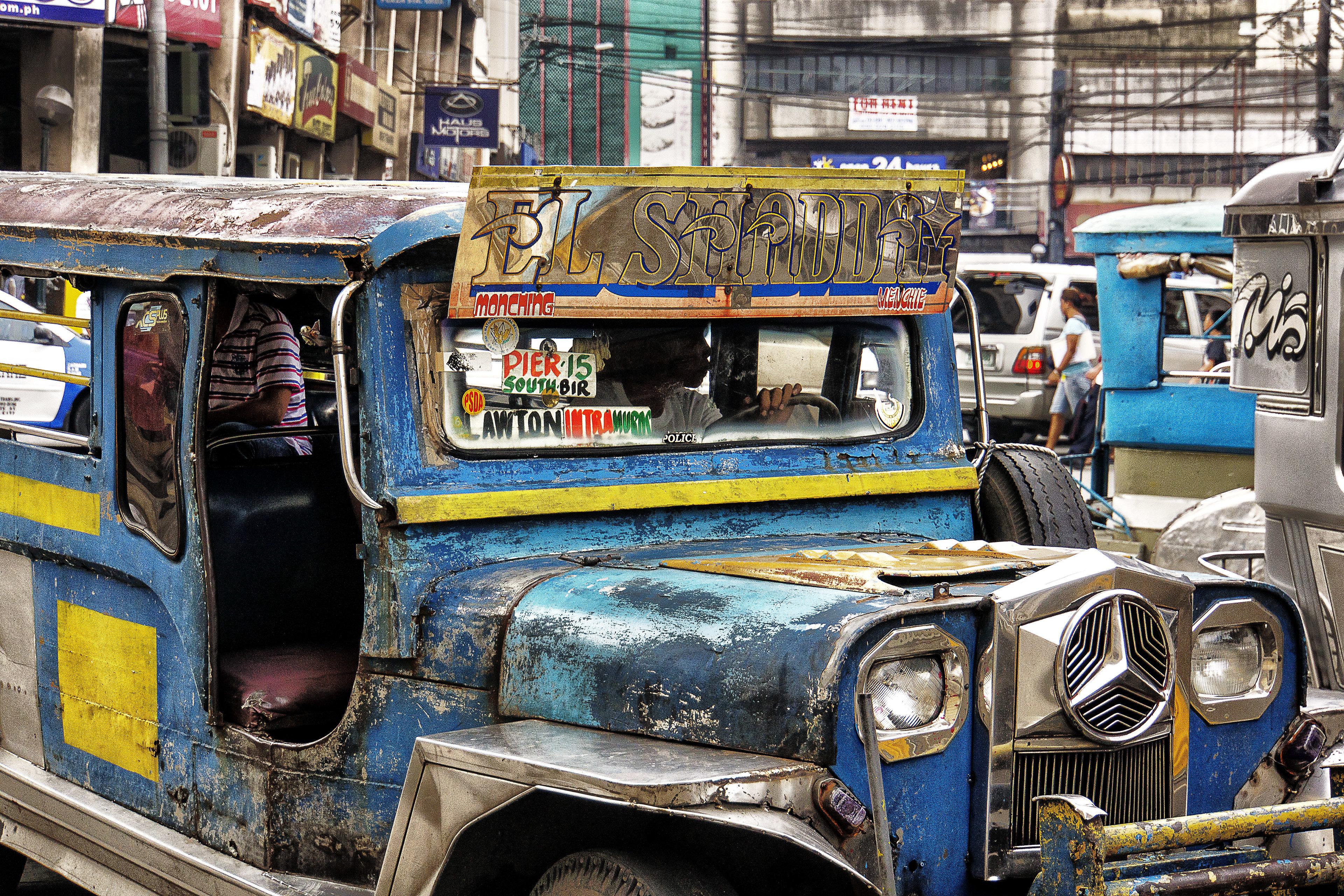Manila - Taxi 003-126