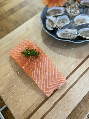 Nordic Blu Norwegian Salmon Portions - Approximately 1 lb