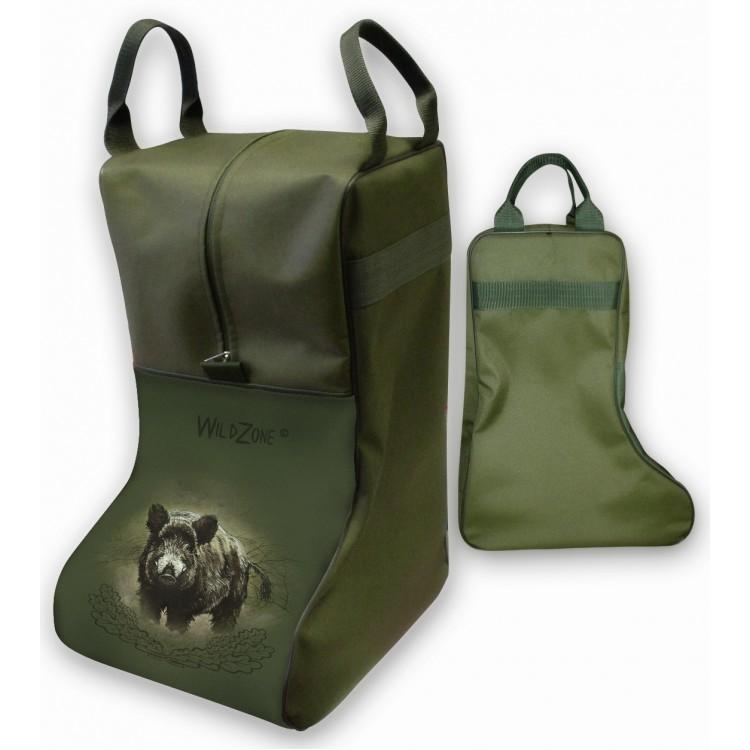 Støvletaske - Vildsvin 00508