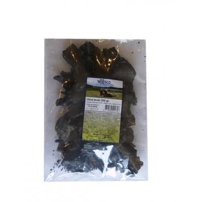 Naturlige snacks - Okselever 300 gram.