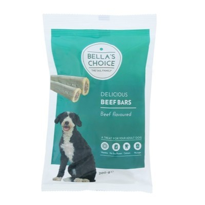 Bailey's choice okse bars 200 gr.