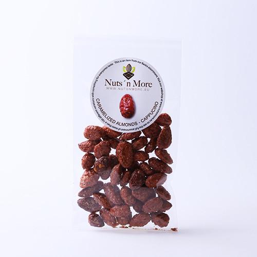 Nut`s n More - Brændte mandler – Cappuccino