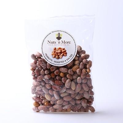 Nut`s n More - Gourmet peanuts – Tør ristet & saltet