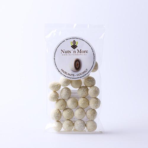 Nut`s n More - Hasselnødder – Chokolade & kokos