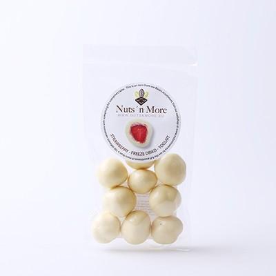 Nut`s n More - Jordbær – Frysetørret