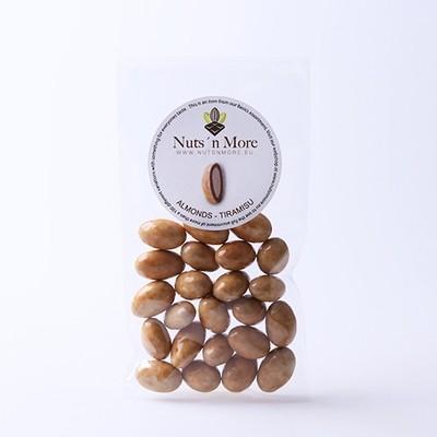 Nut`s n More - Mandler – Tiramisu